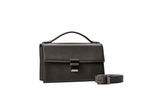 MUSE BAG (MICRO BRIEFCASE) GRAY